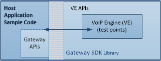 VE Gateway architecture
